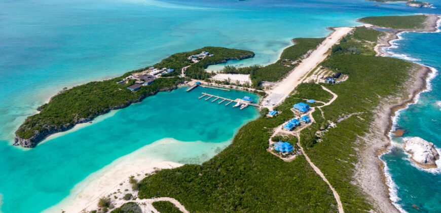 Cave Cay Exuma Private Island