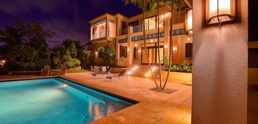 Hilltop West Bay Street Home