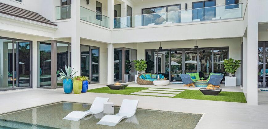 Modern Waterfront Paradise