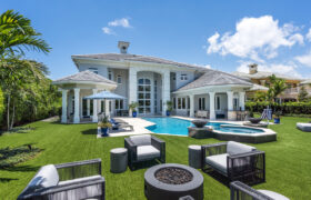 5-Bedroom Contemporary Golf Course Home