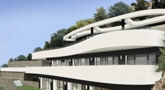 A Modern Luxurious Sea View Villa