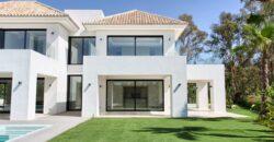 Spacious New Built Contemporary Villa