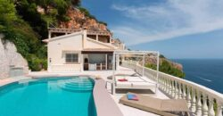 Villa Cala Ambolo – Panoramic Views Over The Mediterranean Sea