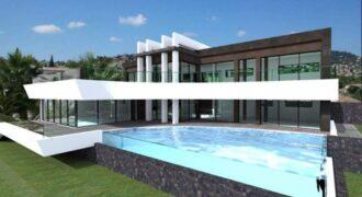 Spectacular New Build in Benissa Coast