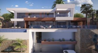 Luxury Villa For Sale in Moraira