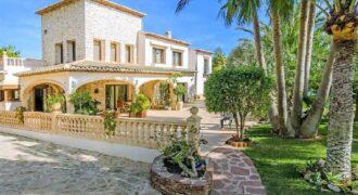 Classic Mediterranean Mansion