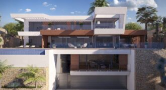 New Construction in Moraira