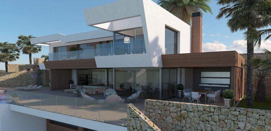 New Construction in Moraira