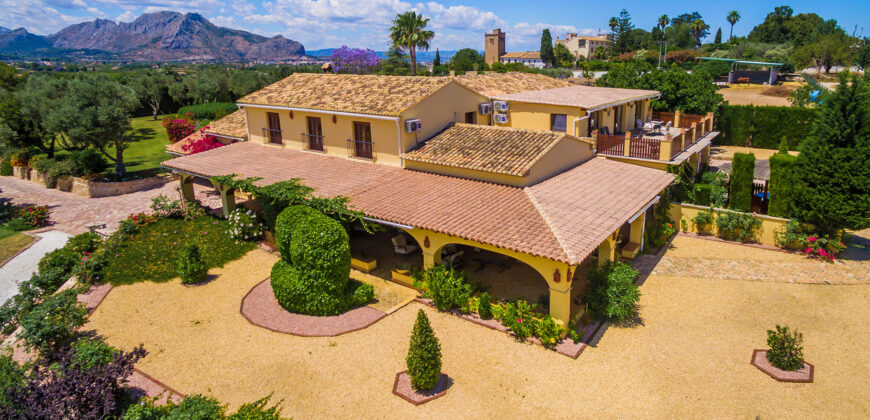 Restored Spanish Country Home