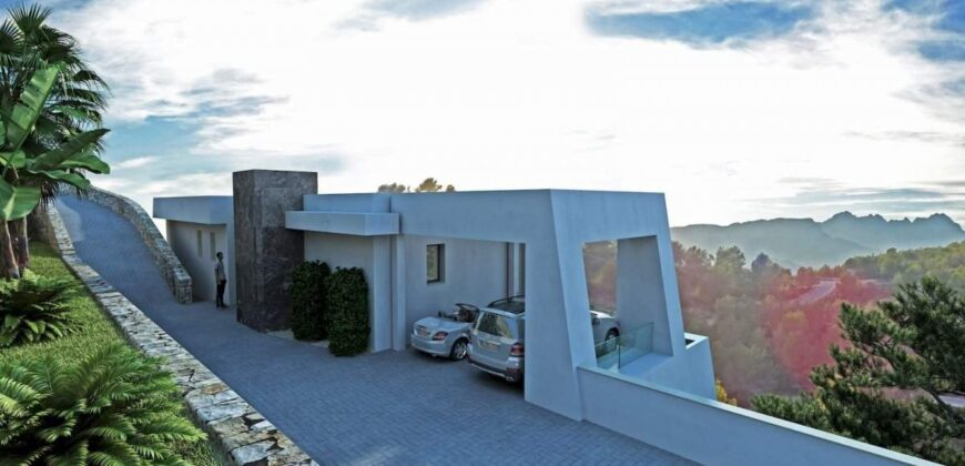 Newly Built Luxury Villa For Sale