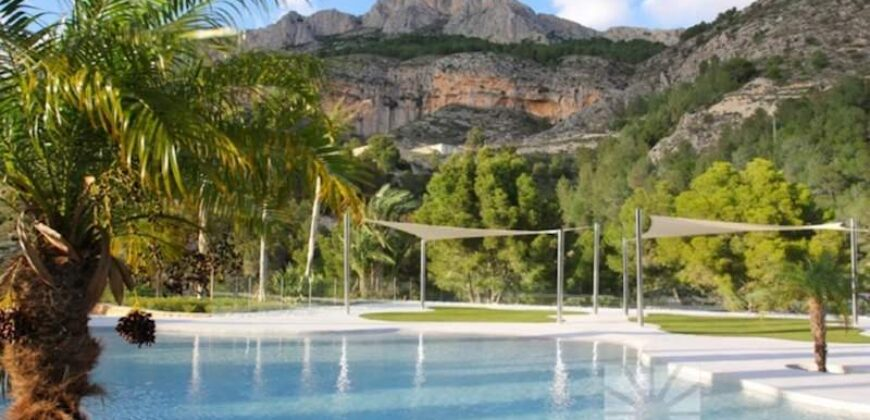 Apartment With Views Over The Bay of Altea