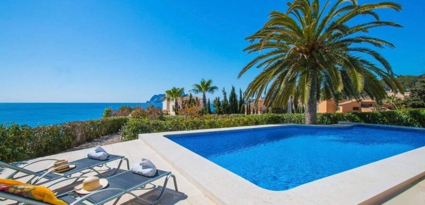 Beautiful Seafront Villa