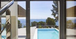 Villa in Benissa Facing The Sea