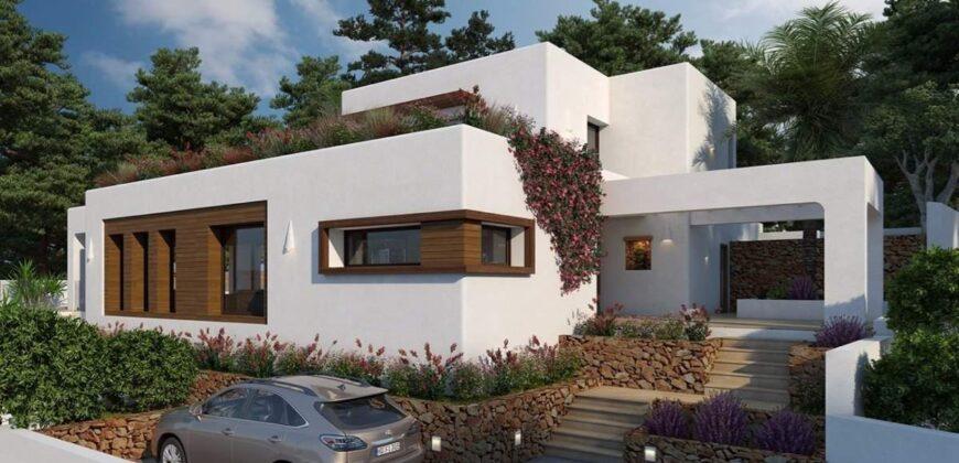 Luxury Ibiza Style Villa