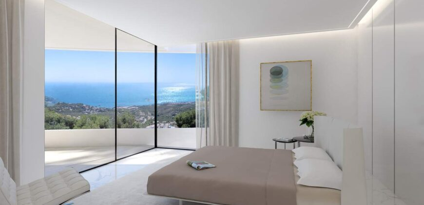 Exclusive Development in The Altea Hills
