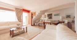 (Tuscany – Italy) Monte Argentario Villa in a stately complex overlooking the sea and salt water pool