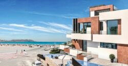 Penthouse on The Poniente Beach