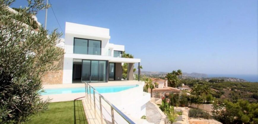 New Modern Villa in Benissa