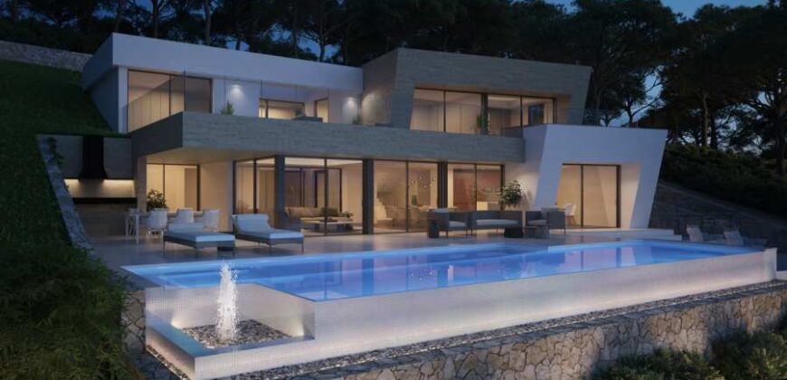 Stunning Modern Estate