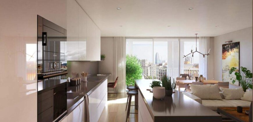Spacious New Penthouse