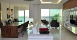 OCEANFRONT and OCEANVIEW Cacupé Beach-FLORIANÓPOLIS-BRAZIL-Luxury Apartment Furnished 3Suites in Condominium