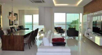 OCEANFRONT and OCEANVIEW Cacupé Beach-FLORIANÓPOLIS-BRAZIL-Luxury Apartment Furnished 3Suites in Condominium