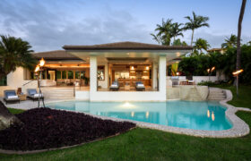 Private Custom-Built Wailea Estate