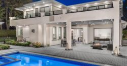 A MAGNIFICENT NEWLY COMPLETED GATED ESTATE RESIDENCE IN WEST VANCOUVER
