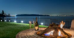 A MAGNIFICENT EUROPEAN INSPIRED WATERFRONT ESTATE ON WEST VANCOUVER'S GOLDEN MILE
