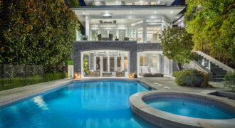 A MAGNIFICENT WATERFRONT RESIDENCE SITUATED ON ONE OF WEST VANCOUVER'S MOST PRESTIGIOUS STREETS