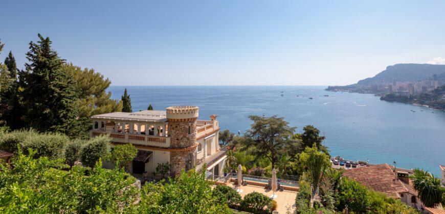 Two Belle Epoque Villas