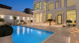 Exclusive Custom-built Contemporary Villa