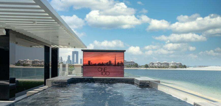ONE100 – Ultra Luxury Beach Mansion