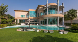 Exclusive Villa in Emirates Hills