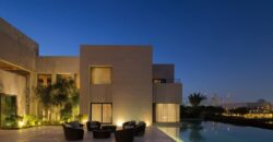 Exclusive Villa with Golf Course Views