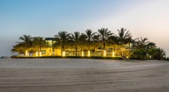 Private Palm Jumeirah | Beachfront Palace